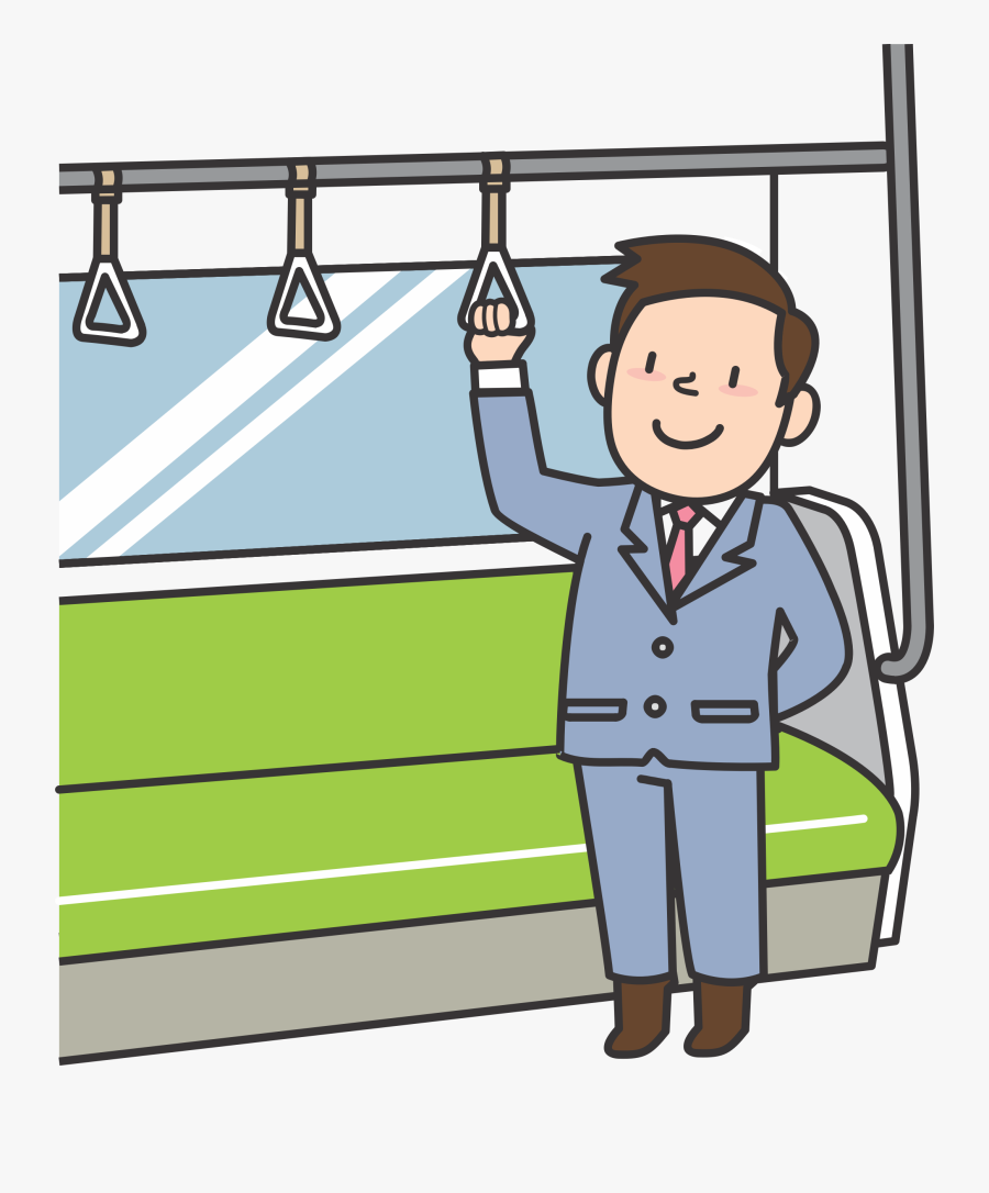 Transparent New York Clipart - Take A Subway Cartoon, Transparent Clipart