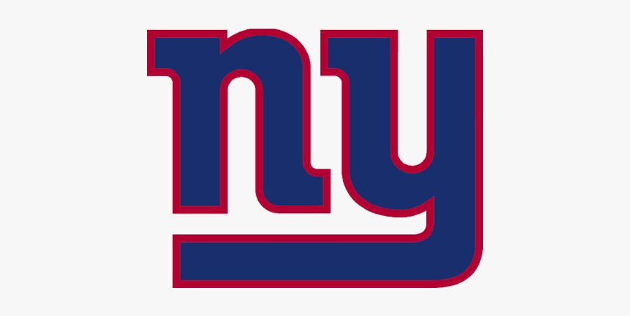 Free New York Giants Transparent Background - New York Giants Ny, Transparent Clipart