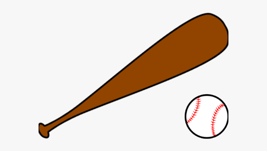 Small Free On Dumielauxepices - Baseball Bat Clip Art, Transparent Clipart