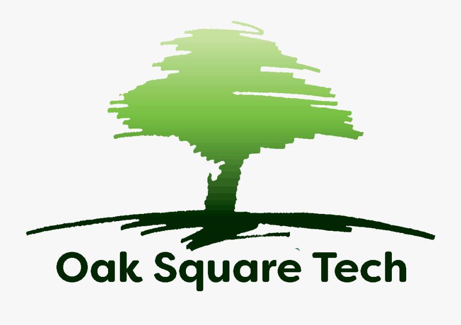 Oak Tree Square Clipart , Png Download - Green Thumb, Transparent Clipart