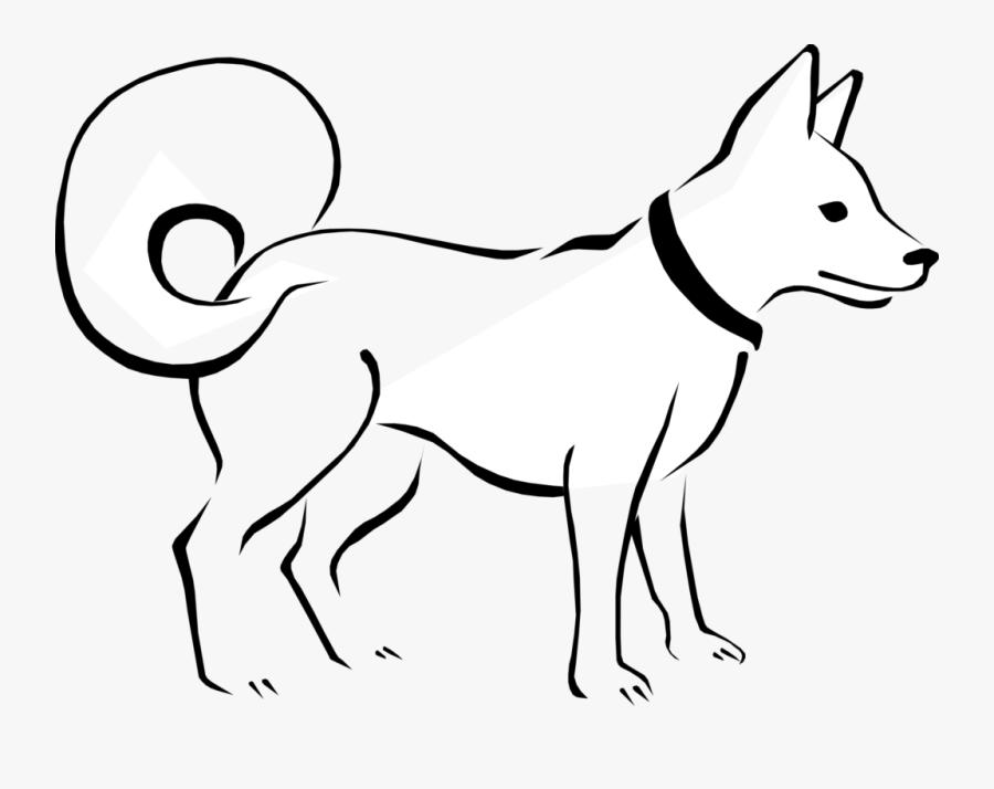 Bulldog Clipart Black And White - Dog Image Clip Art Black And White, Transparent Clipart