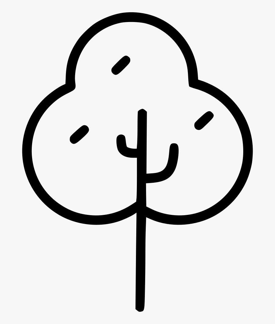 Oak Tree - Tree, Transparent Clipart