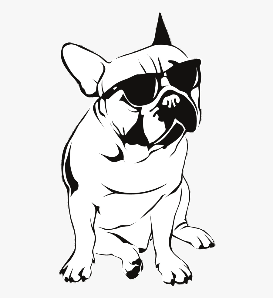 French Bulldog Coloring Sheet Free Transparent Clipart Clipartkey