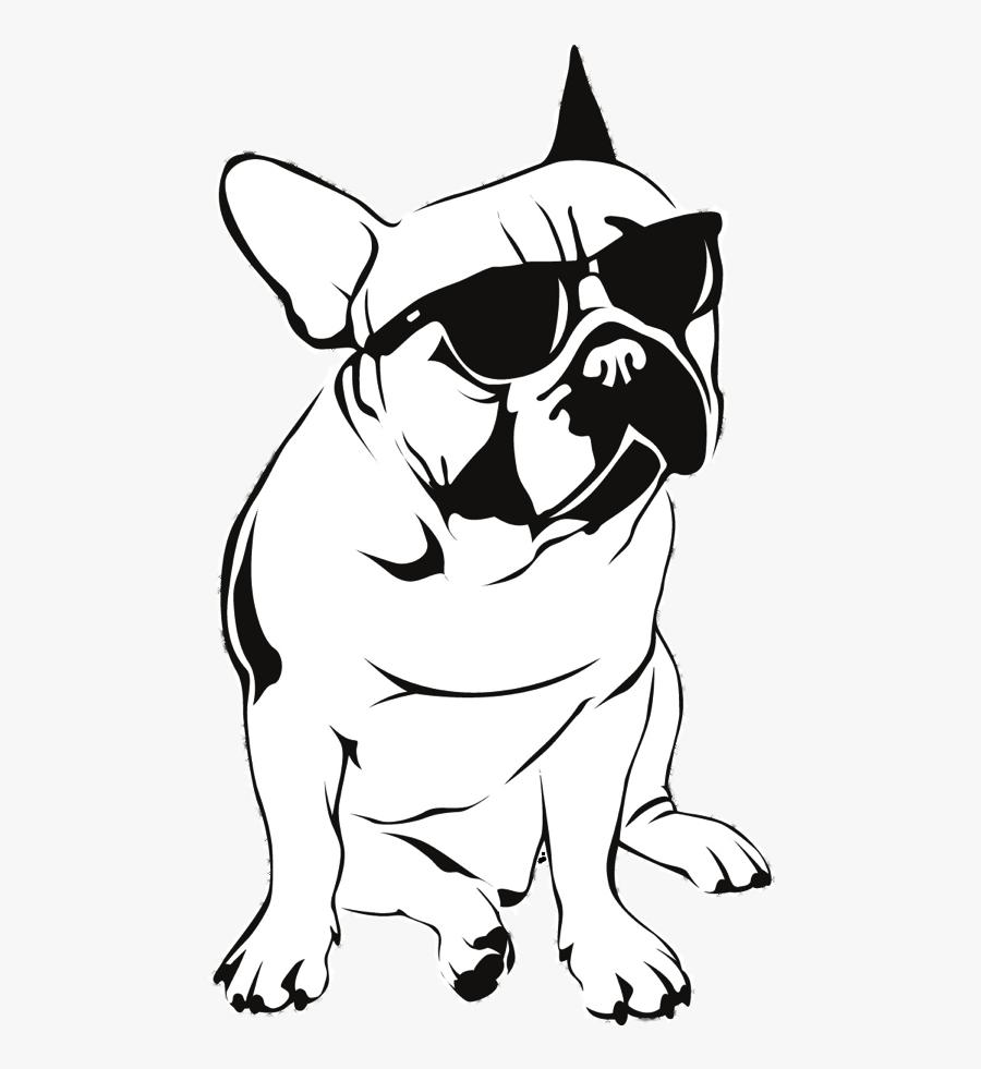 French Bulldog Coloring Sheet Free