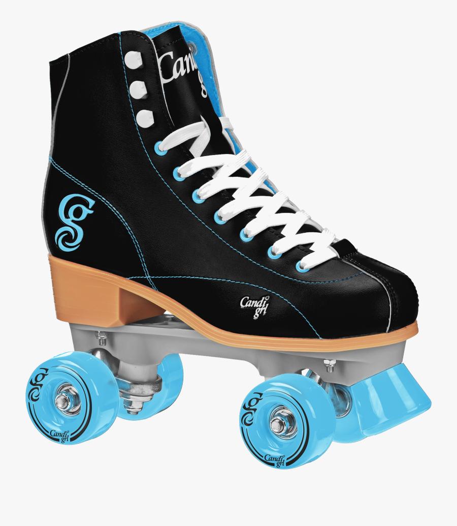 Roller Skates Png - Candi Girl Roller Skates, Transparent Clipart