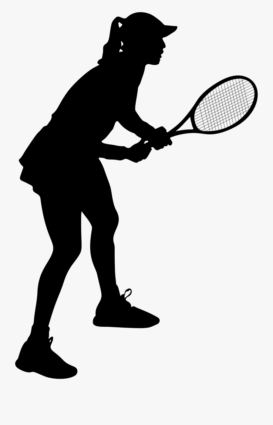Soft Tennis Clipart Png Download Woman Tennis Player Clipart Free Transparent Clipart Clipartkey