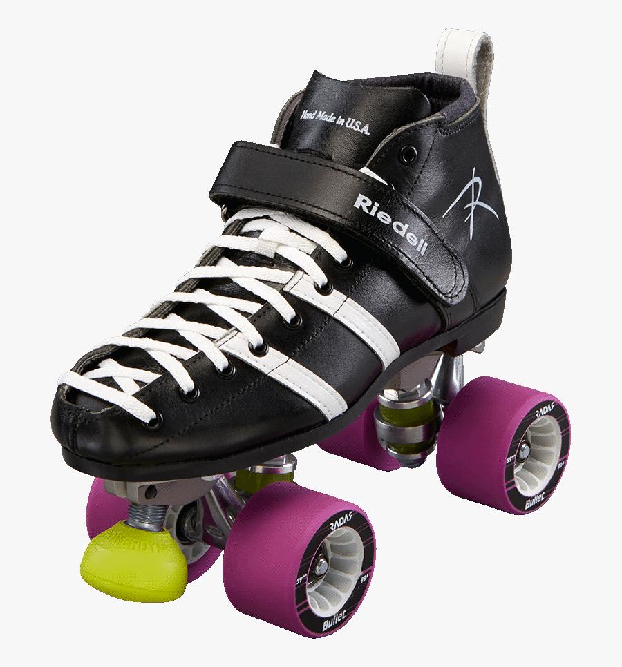 Roller Derby In-line Skates Roller Skates Quad Skates - Mens Used Roller Derby Skates, Transparent Clipart