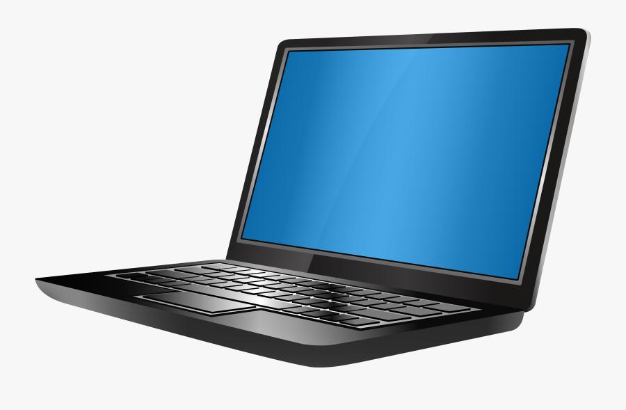 New Notebook Png Clip Art - Laptop Clipart Png, Transparent Clipart