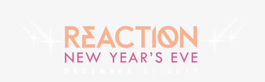 Clip Art Reaction Year S Dec - Reaction Logo Png, Transparent Clipart