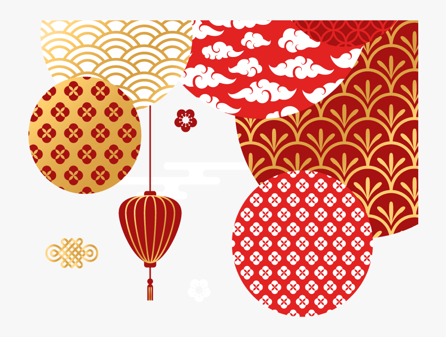 Lunar New Year Png, Transparent Clipart