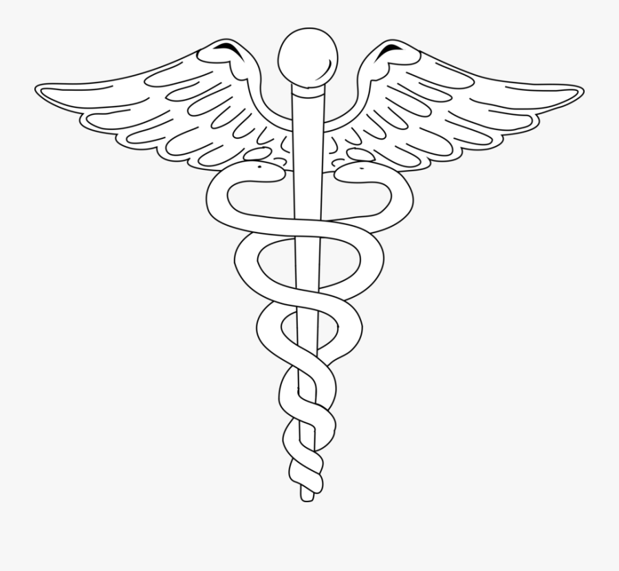 Transparent Pharmacist Clipart - Simbolo De Medicina Vector, Transparent Clipart