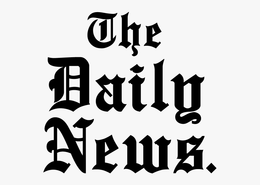 News Clipart Daily News - Daily News Old Logo, Transparent Clipart