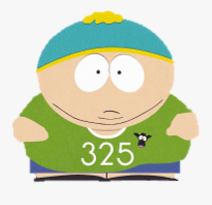 Dodgeball Clipart History - South Park Cartman Transparent, Transparent Clipart
