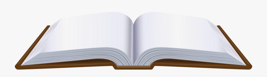 Clip Art Open Book Image Clip Art - Open Book Transparent Background, Transparent Clipart