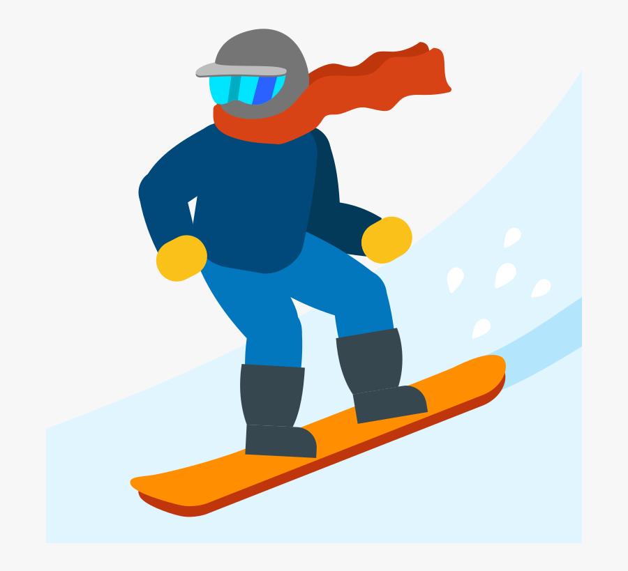 Ski Emoji Png Clipart Skiing Snowboarding Clip Art Snowboarding Clipart Free Transparent Clipart Clipartkey