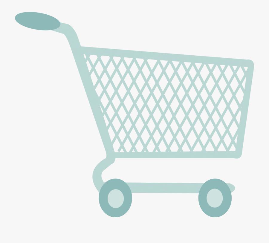 Shopping Cart Clipart Png - Shopping Cart Clip Art Png, Transparent Clipart