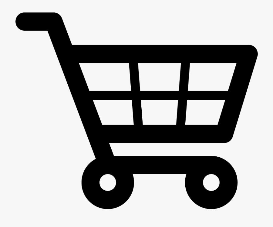 Shopping Cart Transparent Png - Transparent Background Shopping Cart Icon Png, Transparent Clipart