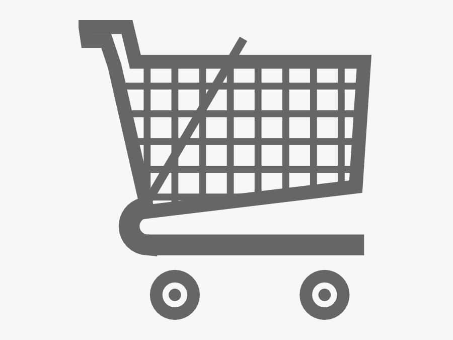Shopping Cart Clip Art, Transparent Clipart
