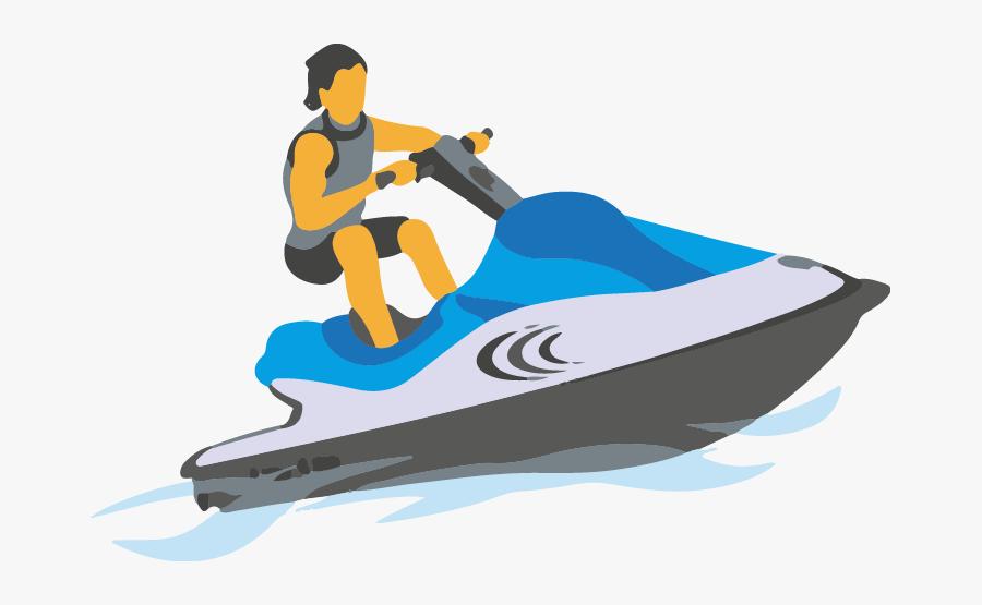 Jet Ski Cartoon Download Jet Ski Cartoon Download - Jet Ski Gif Png, Transparent Clipart