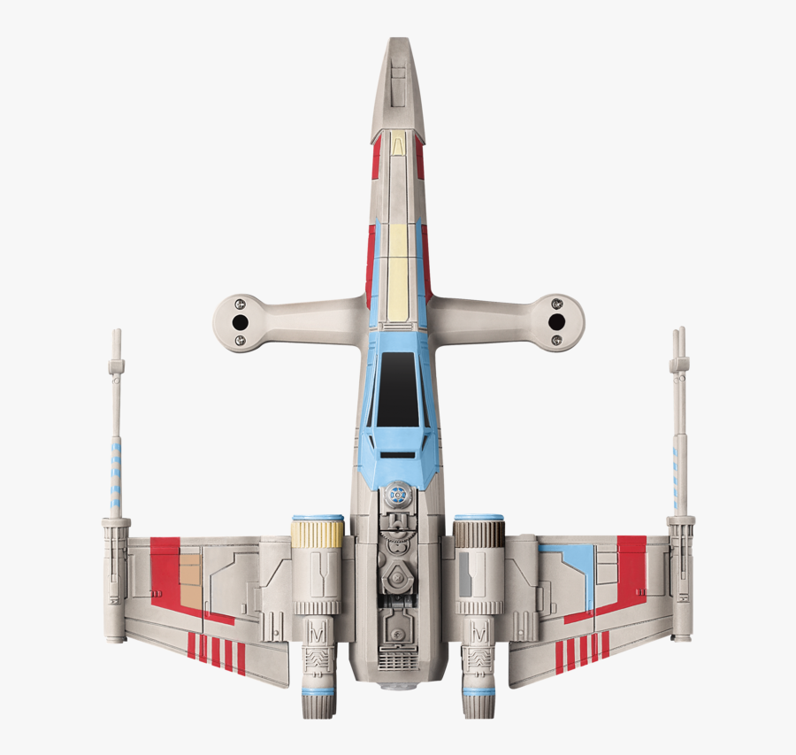 Star Wars X Wing Clipart - Star Wars Drone T 65 Wing, Transparent Clipart