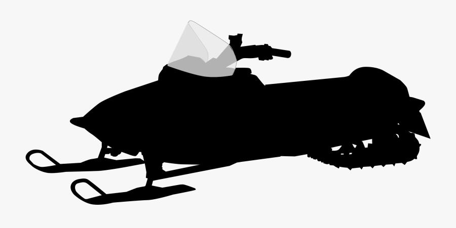 Snowmobile Polaris Industries All Terrain Vehicle Ski - Transparent Background Snowmobile Clipart, Transparent Clipart