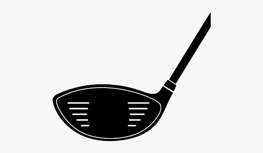 Driver - Golf Club Driver Clip Art, Transparent Clipart