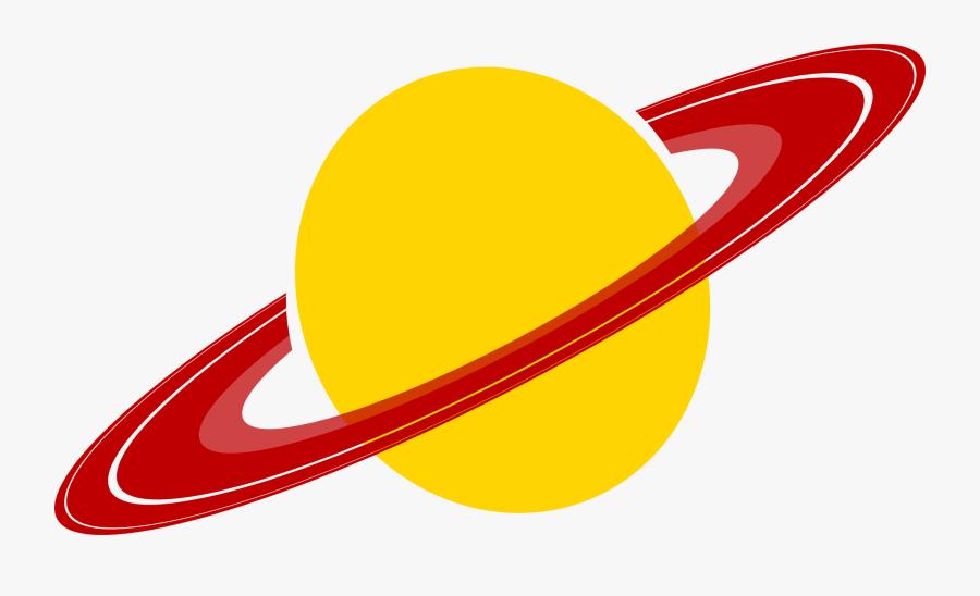 Space Clipart Saturn - Planet Clipart Png, Transparent Clipart