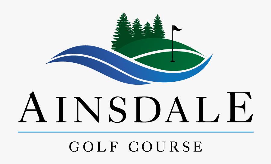 Golf Course Golf Logo Clipart - Golf Course Logo Png, Transparent Clipart