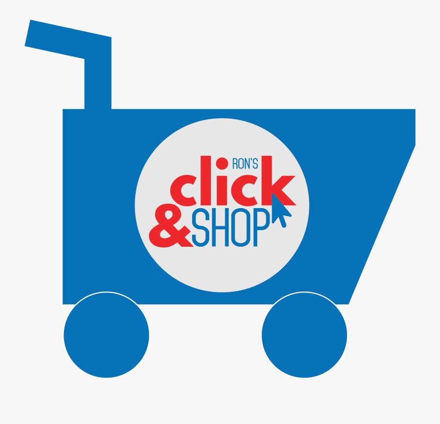 Transparent Online Shopping Clipart - Transparent Online Shop Logo, Transparent Clipart