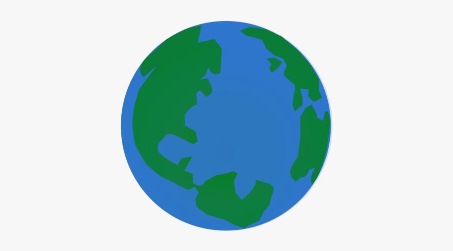 World,globe,planet - Earth, Transparent Clipart
