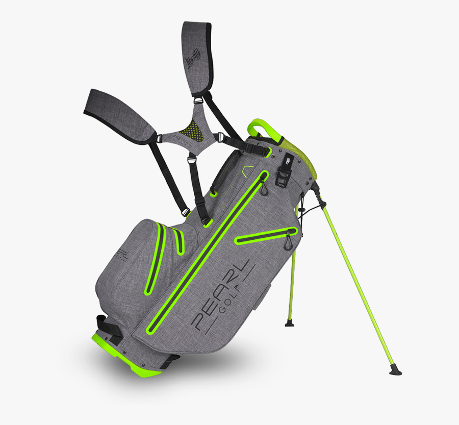 Cool Golf Stand Bag Clipart , Png Download - Speed Golf, Transparent Clipart