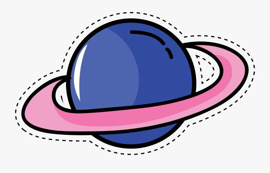 Planets Clipart Animation - Planet Cartoon Png, Transparent Clipart