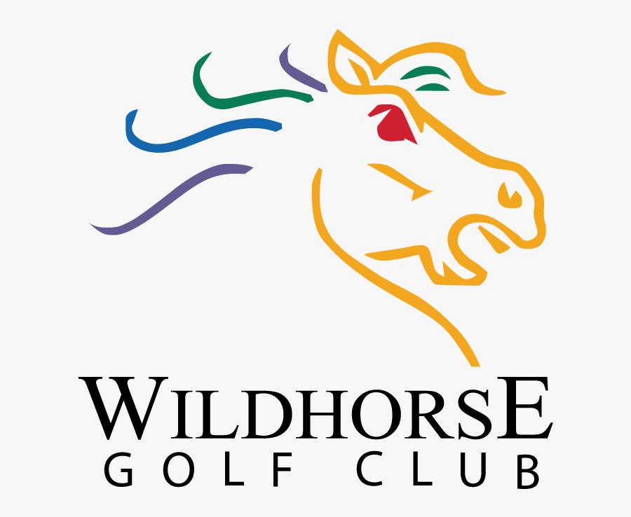 Wildhorse Golf Club - Wildhorse Golf Club Logo, Transparent Clipart