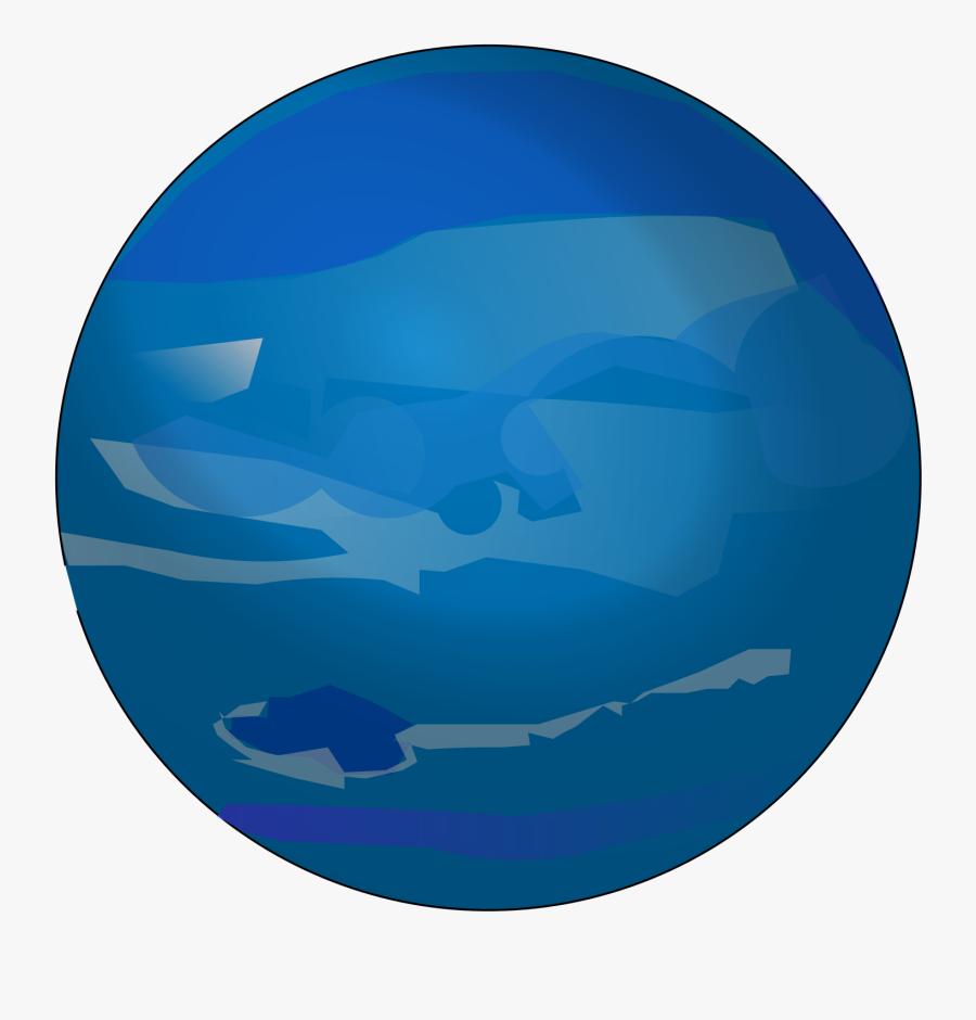 Big Image Png - Uranus Planet Clip Art, Transparent Clipart