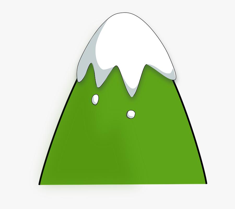 Mountains Clipart Vector - Green Mountain Clipart, Transparent Clipart
