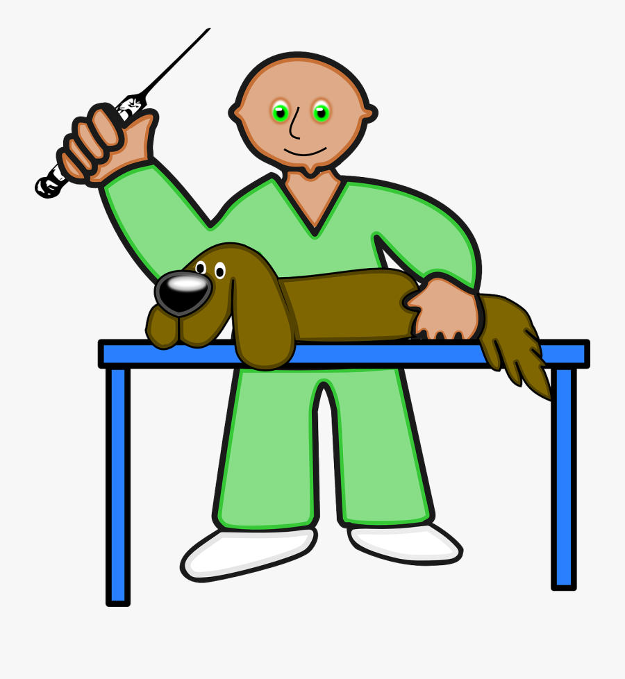 Veterinary Dog Medicine Free Picture - Veteriner Png, Transparent Clipart