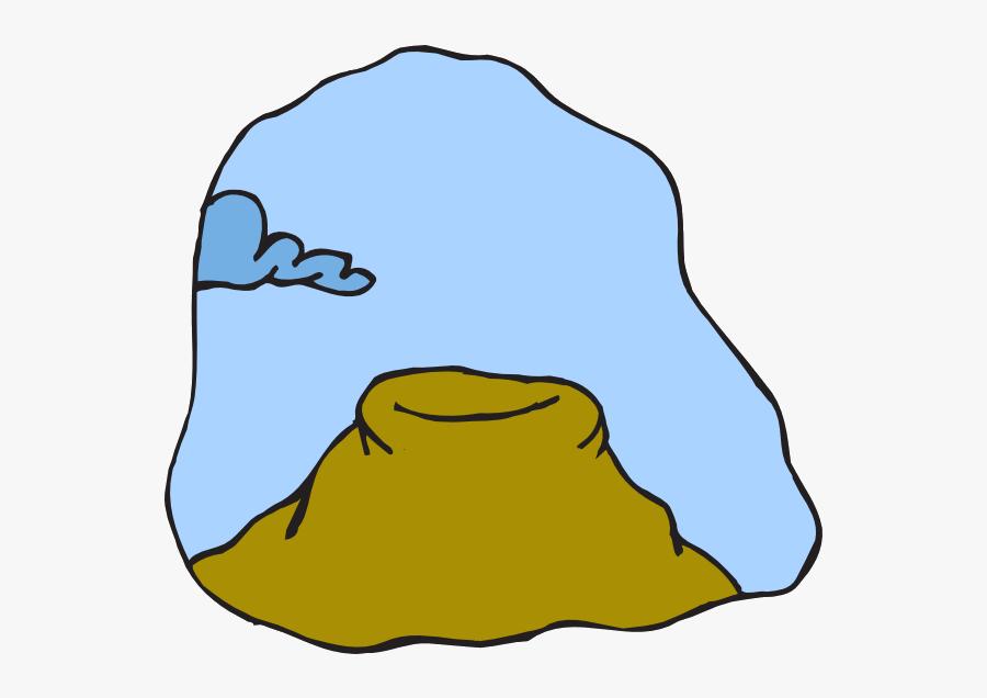 Clip Art Hill Cartoon - Ant Hill Cartoon Png, Transparent Clipart