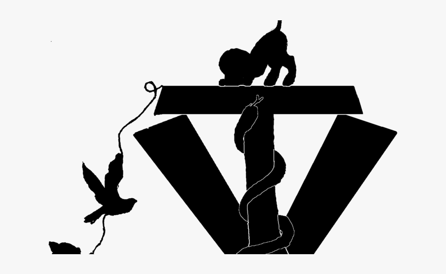 Clip Library Library Transient Empathy Credentialed - Logo Vet Tech Symbol, Transparent Clipart
