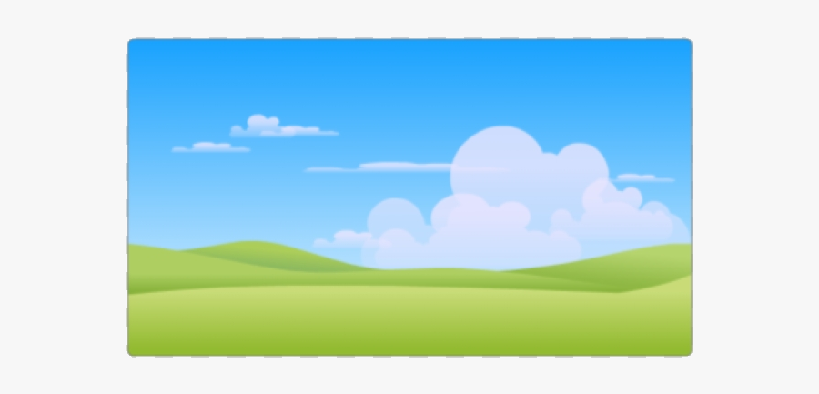 Hill Clipart Natural - Clipart Rolling Hills Background, Transparent Clipart