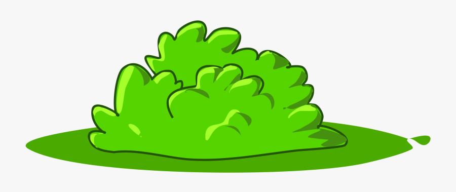 Clip Art Royalty Free Stock Bushes Tree Free On Dumielauxepices - Transparent Background Bush Cartoon, Transparent Clipart