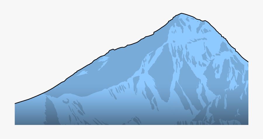 Mountain Png Images Transparent Free Download - Mount Everest Clipart Png, Transparent Clipart