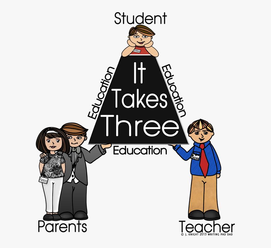 Teachers Parents And Students, Transparent Clipart