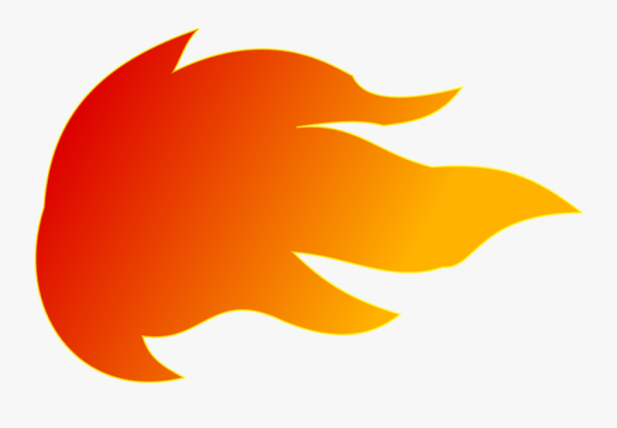 Png Transparent Library Metor Graphics Illustrations - Holy Spirit Flame To Draw, Transparent Clipart