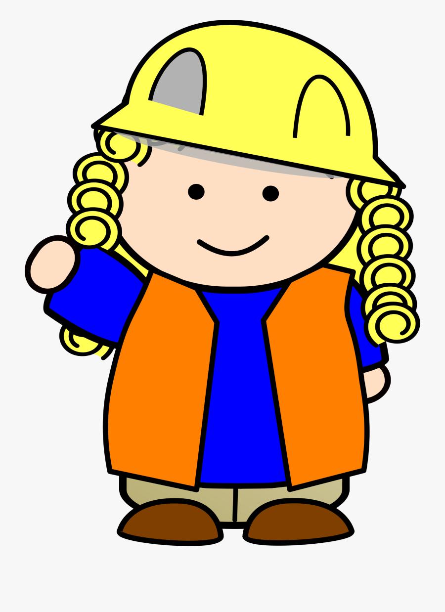 Human Behavior,area,artwork - Engineer Construction Clipart Kids, Transparent Clipart