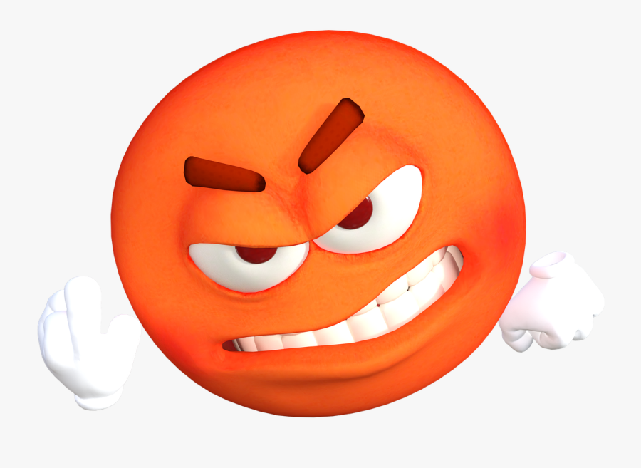 Images Of Angry Faces 2, Buy Clip Art - Anger Emotions, Transparent Clipart