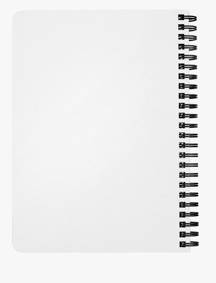 Clip Art Wolfenoot Premium Spiral Sundogsfire - Spiral Bound Notebook, Transparent Clipart