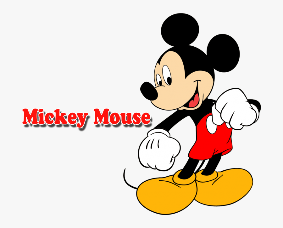Download Mickey Mouse Clipart Png Photo Transparent - Mickey Mouse High Resolution, Transparent Clipart