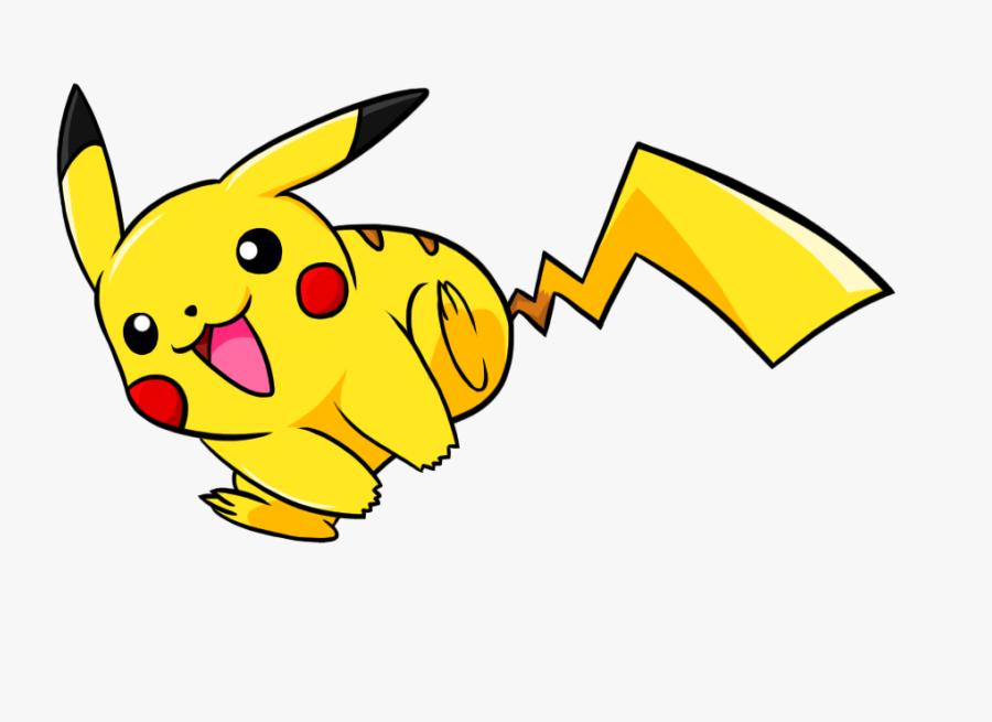 Pikachu Clipart Transparent Background - Pikachu Png, Transparent Clipart
