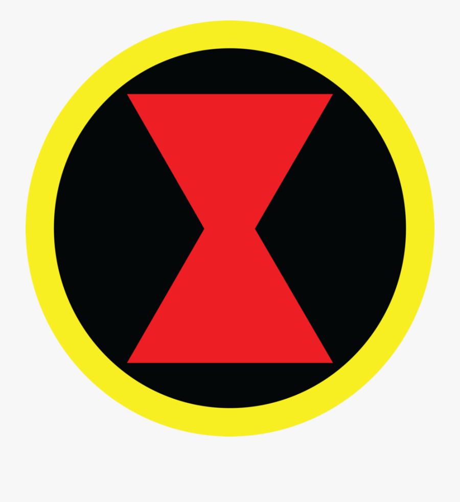 Marvel Superhero Logo Png Black Widow Logo Png Hd Free Transparent Clipart Clipartkey