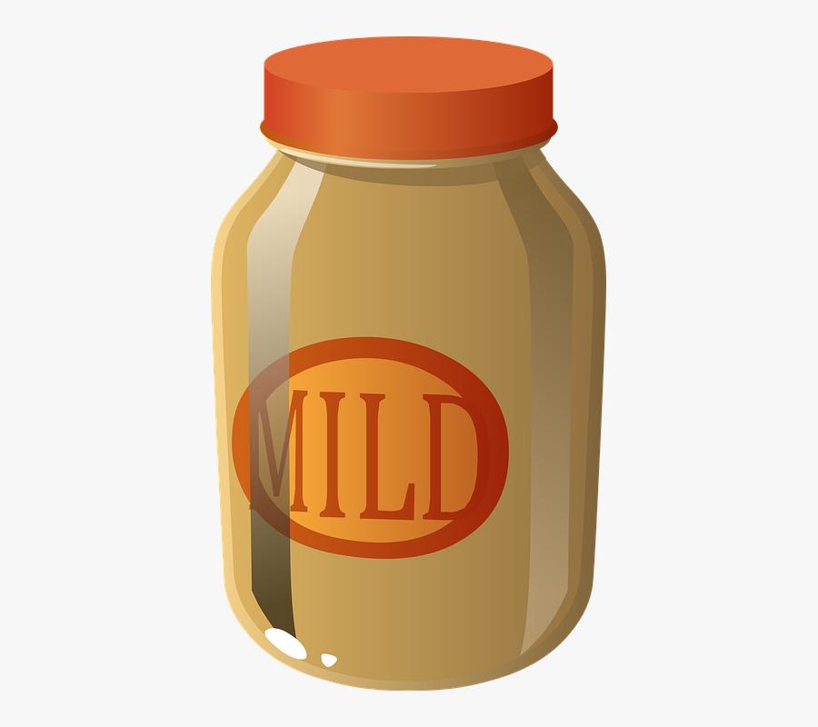 Condiment Icon With Transparent Background Pixabay, Transparent Clipart